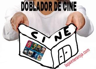 doblador de cine