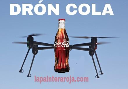 dron cola