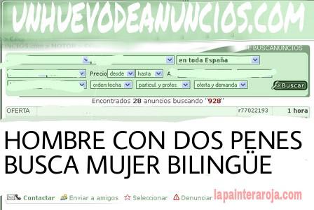 mujer bilingüe