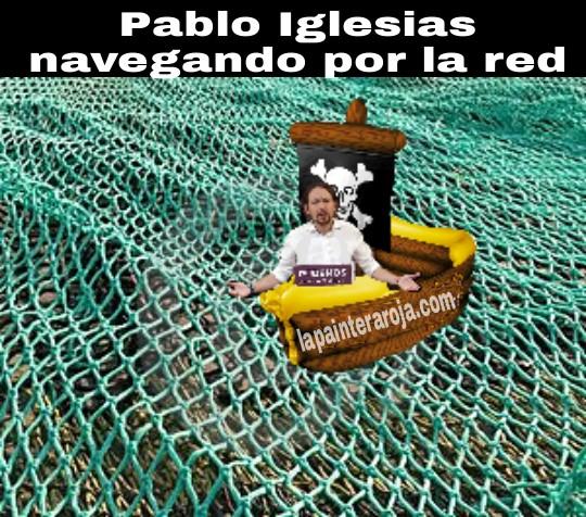 navegando por la red