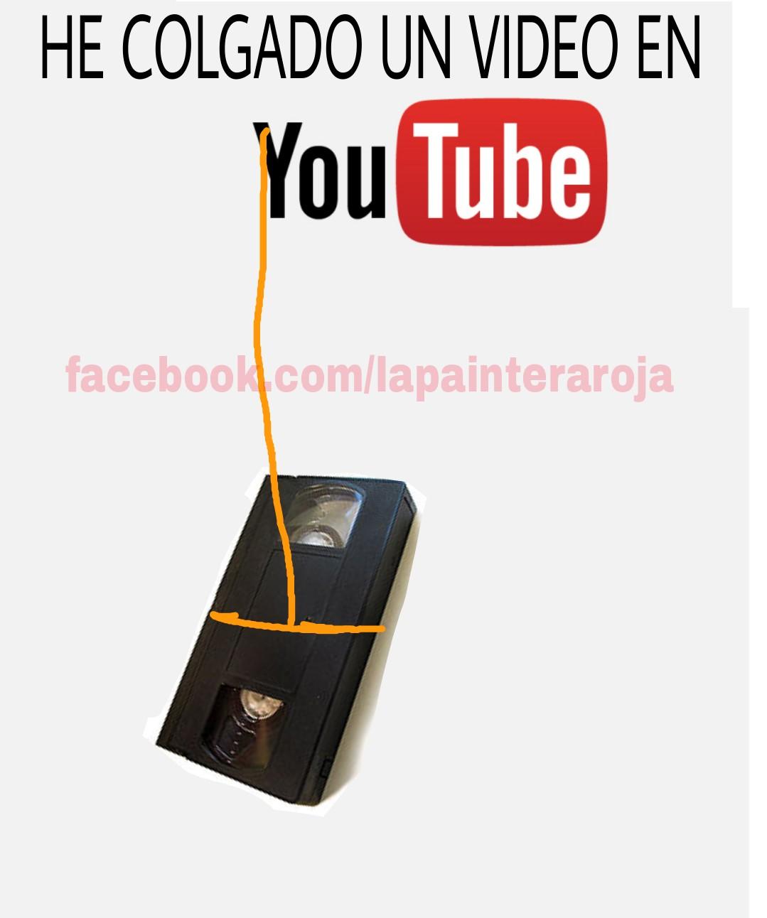 video colgao